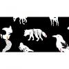 Sérigraphie – Forêt Animale