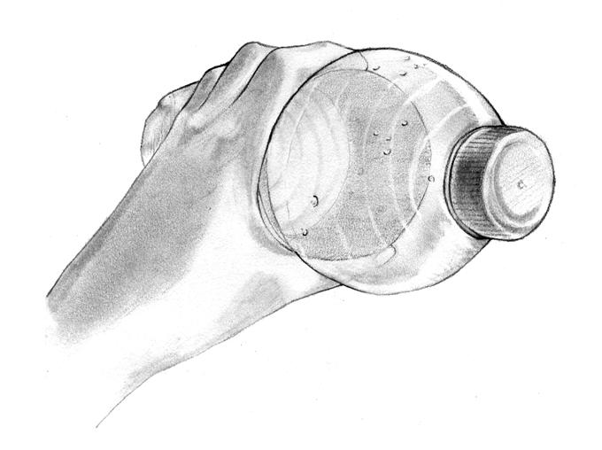 Illustrations et croquis laurine moreau illustration - Main dessin crayon ...
