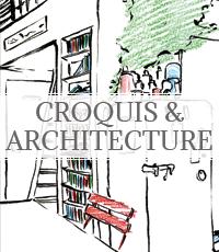 croquis et architecture