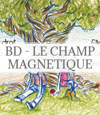 champ magnétique - bd