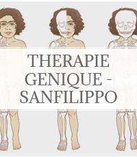 thérapie génique - sanfilippo