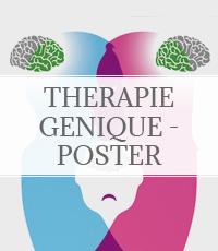 thérapie génique - poster