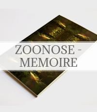 zoonose - mémoire