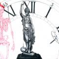 Vanités. Étude documentaire s'appuyant sur l'objet Pendule Mystérieuse (fin du XIXème siècle) du Musée des Arts et Métiers à partir de l'idée du temps et des Vanités. Selon Ingvar Bergstrom, il existe trois grands groupes de vanités, dont un évoquant le caractère transitoire de la vie humaine, l'hérésie du temps, et représente des squelettes, des instruments de mesure du temps, montres et sabliers, des objets scientifiques et/ou techniques, des bougies, fleurs… Ensembles, ils dénonceraient la relativité de la connaissance et la vanité du genre humain. Ils seraient des symboles de la fragilité et de la brièveté de la vie, de l'illusion du temps, des errements.